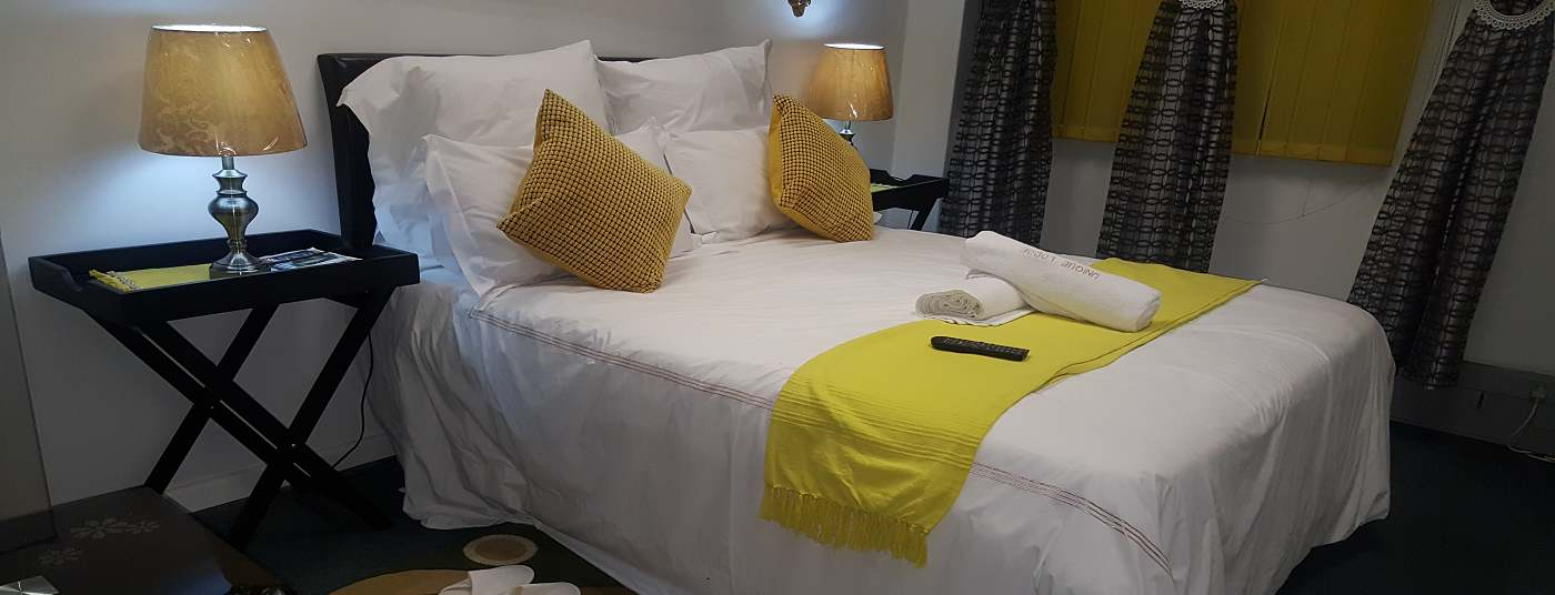 <strong>Nice Spacious Rooms and a Personal Service</strong>